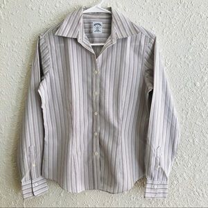 Brooks Brothers Women's Fitted Shirt
